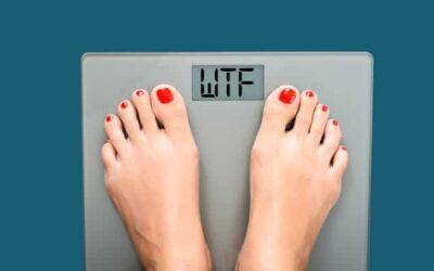 Gewichtszunahme durch Sport