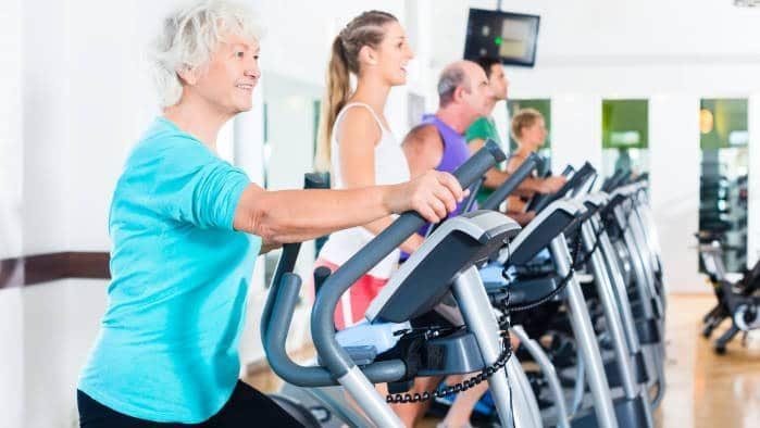 Crosstrainer - für jedes Alter und jedes Fitness-Level