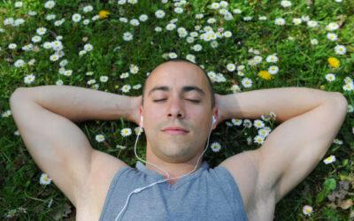 Entspannung und Regeneration