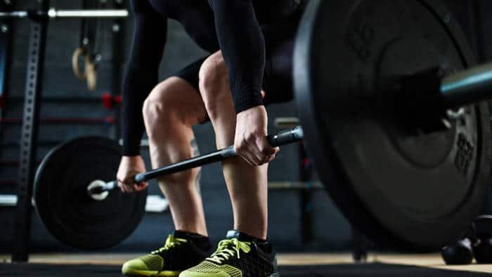 Training mit der freien Langhantel - muss man können (Foto: Pressmaster/Shutterstock)