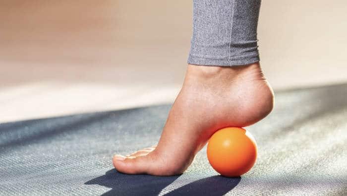 Fußgymnastik für fitte Füße, gegen Fußschmerzen