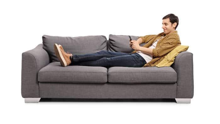 Herzmuskelentzündung durch Sport - viele Wochen Trainingspause auf dem Sofa