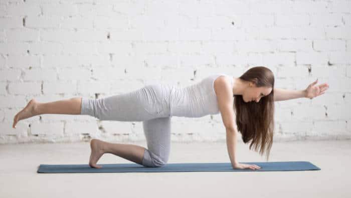 Muskelstraffung für Frauen - Übungen mit dem eigenen Körpergewicht