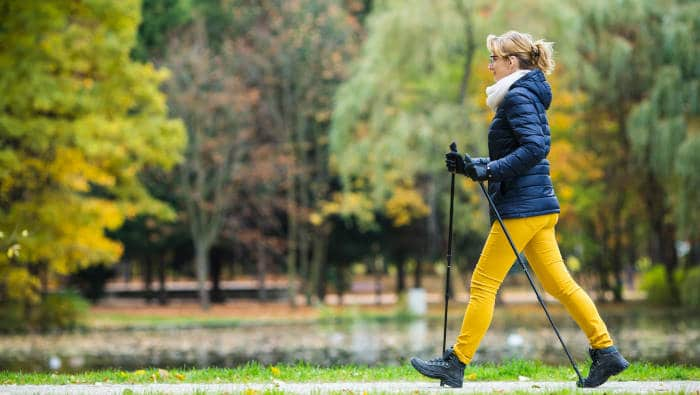 Nordic Walking - Fitness für Alle