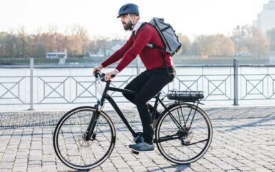 Radfahren im Alltag