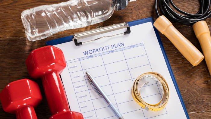 Trainingsplan - Workout-Plan