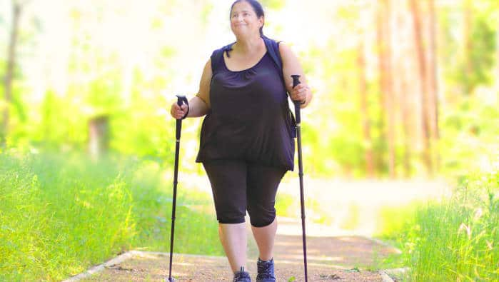 Walking - die ideale Sportart für Einsteiger, Übergewichtige und Senioren