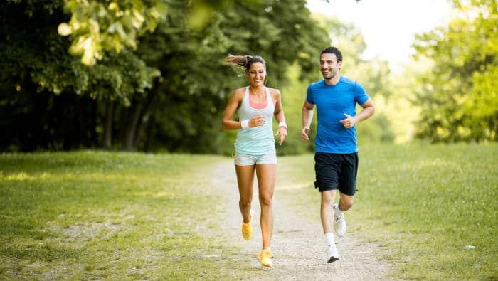 Ausdauertraining - Superkompensation braucht zweimal Training in der Woche