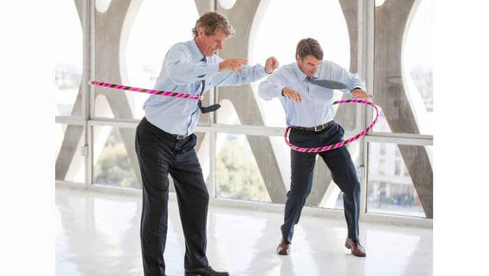 Hula Hoop - Fitness für alle, überall