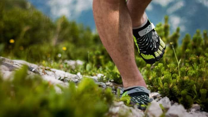 Natural running - Laufen mit Barfuß-Schuhen