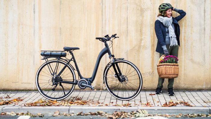 Radfahren im Alltag: Ein E-Bike für die Stadt